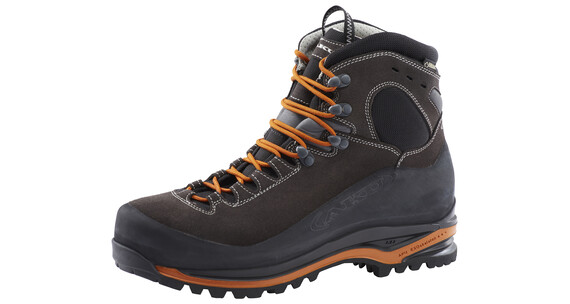 AKU Superalp GTX Shoes Men Anthracite/Orange